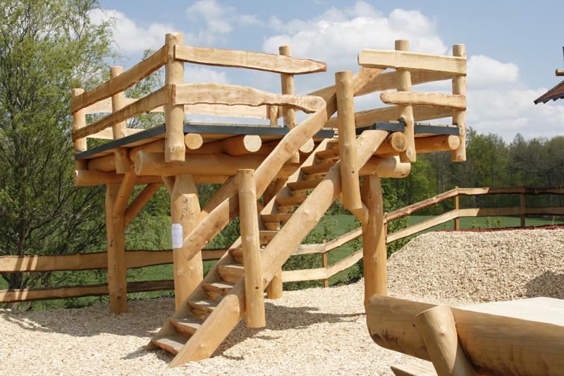 Naturstamm carport holzhof mittweida